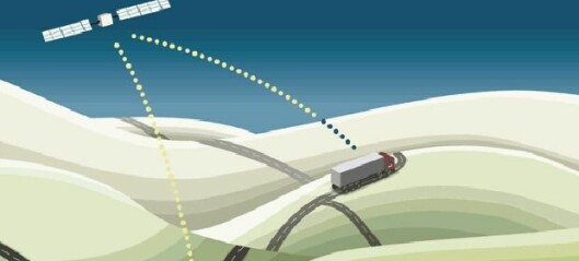 GPS-styrt cruisecontroll ser bakkene