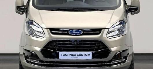 Ny nese på viktig Ford-modell