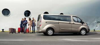Nye transportører fra Ford