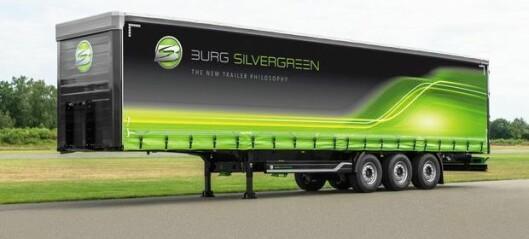 Verdens første karbonnøytrale trailer