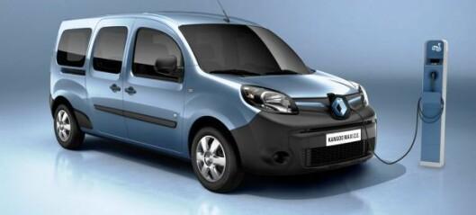 Ny treseters Renault