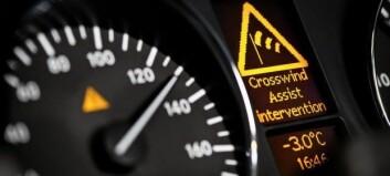Mercedes hever sikkerhetsnivået