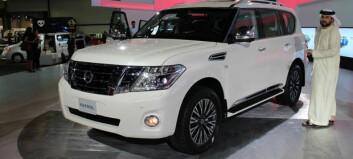 Nissan forfiner Patrol