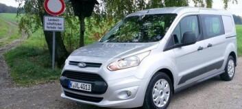 Ford nye treseter