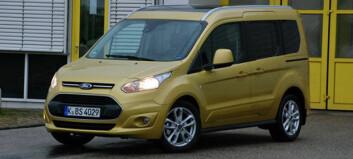 Ny 7-seter fra Ford