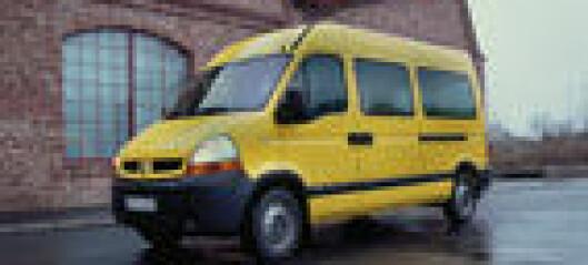 Renault-nyheter: Quickshift og Master prøvekjørt