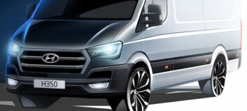 Hyundai med ny «sprinter»