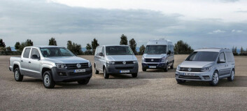 VW Nytte utvider garantien