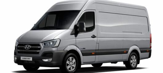 Hyundais nye varebil