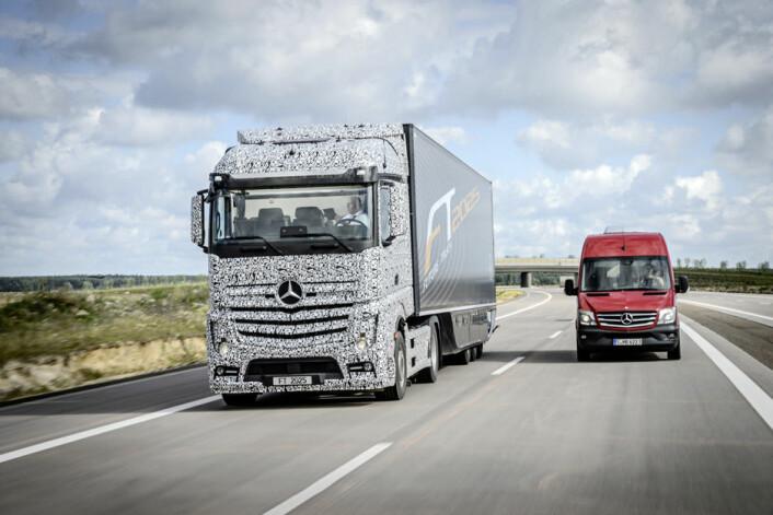 Daimler Future Truck<br><br>