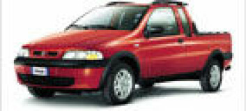 Norges billigste pickup, Fiat Strada
