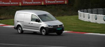 Volkswagen øker på vare