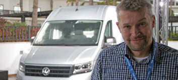 Store ambisjoner for nye Volkswagen Crafter