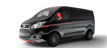 Ford jåler opp Transit