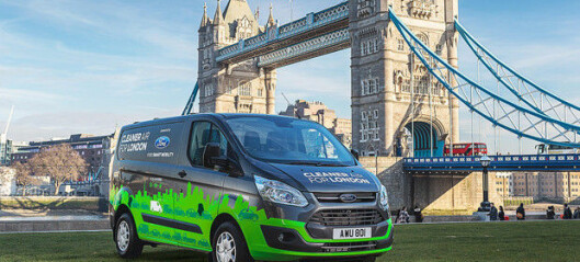 Ford plugger London