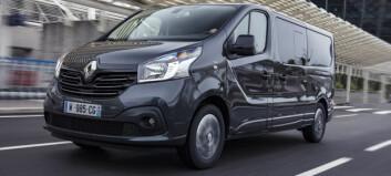 Renault lanserer Business Class