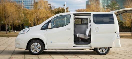 Ny Nissan e-NV200