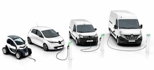 Renault Master Z.E.: Storebror på strøm