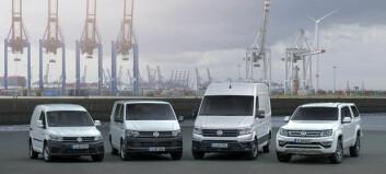 VW Nytte skifter leder