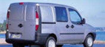 Gunstig diesel til Doblo Cargo
