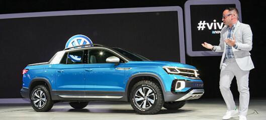 Tarok blir navnet på VWs livsstil-pickup
