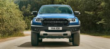 Barsk ny Ranger fra Ford