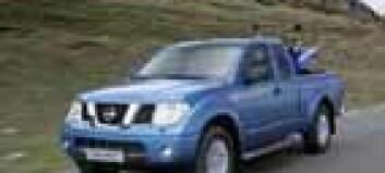 Nissan lanserer Navara med sordin
