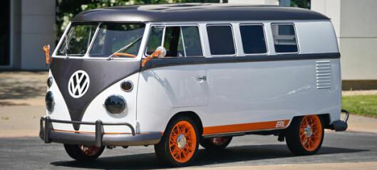 Microbuss for fremtiden