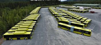 189 byløver klare for innsats i Trondheim