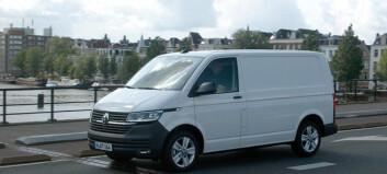 Prøvekjørt: Slik har Volkswagen fornyet Transporter T6.1
