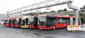 Flere utfordringer for videre elbuss-utrulling