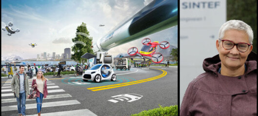 Utforsker og utfordrer fremtidens transport