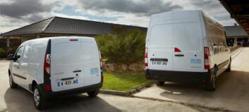 Renault satser på hydrogen-varebiler
