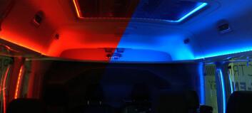 Fargerik strømsparing