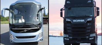 Volvo og Scania med hver sin utklassingsseier