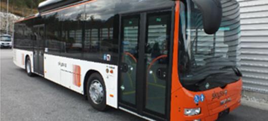 Ny storavtale mellom MAN og Tide Buss