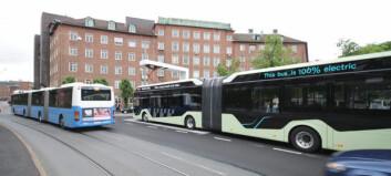 Diesel synker – for buss