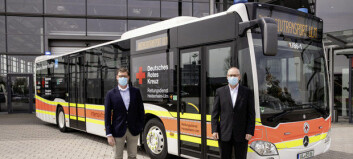 Fra bybuss til avansert ambulanse