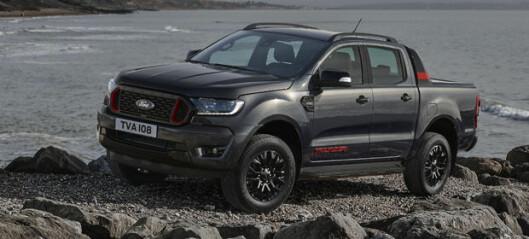 Ford Ranger i spesialutgave