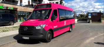 Kreative kollektiv-løsninger gjør minibussene viktigere