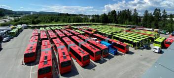 MAN skal levere 127 busser til Unibuss