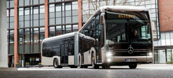 Mercedes-Benz utvider elbuss programmet
