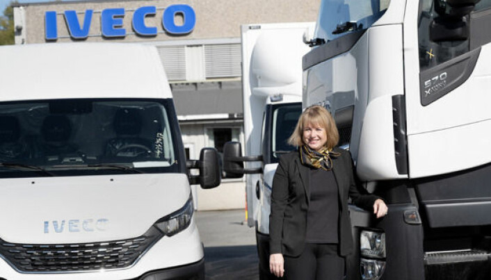 Ny Norges-sjef for Iveco
