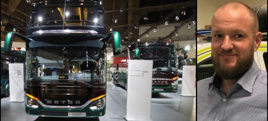 Bertel O. Steen ansetter ny salgsdirektør for buss