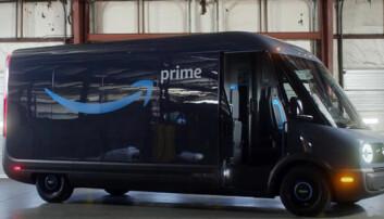 Rivians første Amazon