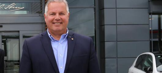 Nye endringer hos Bertel O. Steen