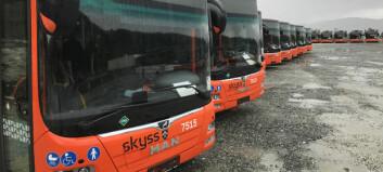 125 gassbusser fra MAN til Tide