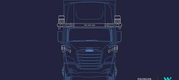 Daimler samarbeider med Waymo om selvkjørende lastebiler