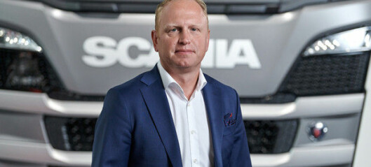 Scania starter produksjon i Kina