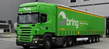 Posten går ut av bildriften i omstridte Bring Trucking